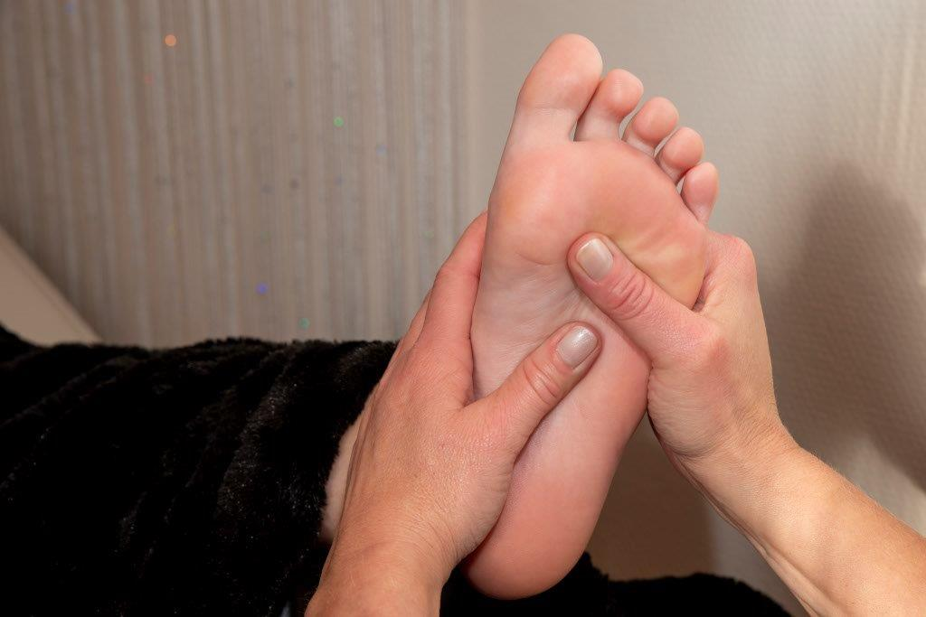 Welness voetbehandeling